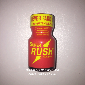 popper super rush