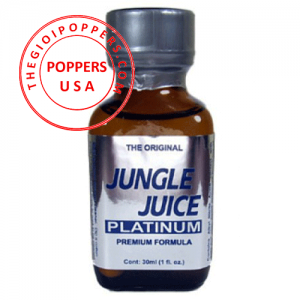 Popper Jungle Juice Plantium 30ml