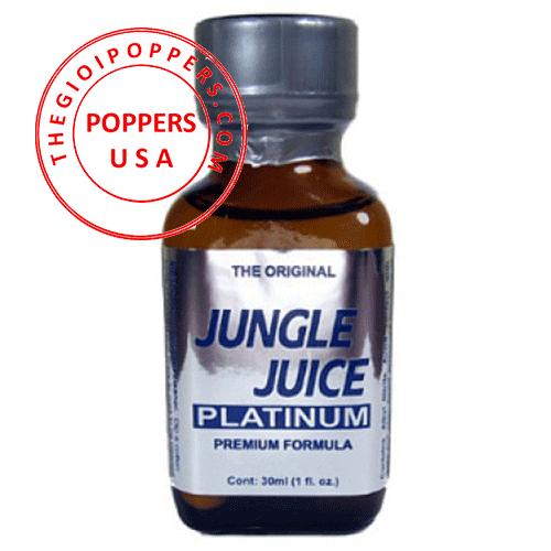 Popper Jungle Juice Plantium 30ml