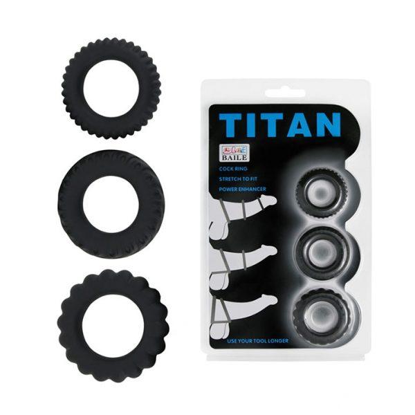Vòng đeo titan dương vật chống xuất tinh sớm